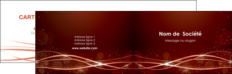 maquette en ligne a personnaliser carte de visite rouge couleur couleurs MLGI72734