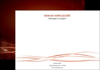 exemple affiche rouge couleur couleurs MIS72746