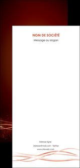 modele flyers rouge couleur couleurs MIS72776
