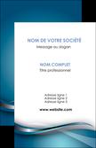 creation graphique en ligne carte de visite web design bleu fond bleu couleurs froides MLGI72788