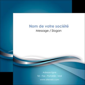 Impression Feuille volante / Prospectus Web Design feuille-volante-prospectus Flyers Carré 12 x 12 cm