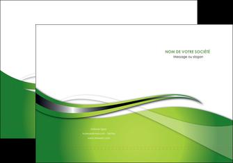 faire pochette a rabat web design vert fond vert verte MLGI73068