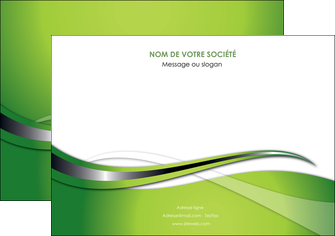 creation graphique en ligne affiche web design vert fond vert verte MLGI73076