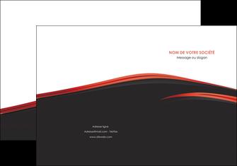 modele en ligne pochette a rabat web design noir fond noir image de fond MIF73226