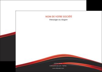 imprimerie affiche web design noir fond noir image de fond MIF73232