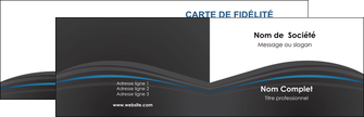 faire carte de visite web design gris fond gris fond gris metallise MIF73324