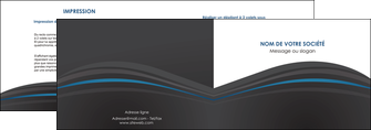 creer modele en ligne depliant 2 volets  4 pages  web design gris fond gris fond gris metallise MIF73332