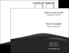 maquette en ligne a personnaliser carte de visite web design gris fond gris metal MLGI73484