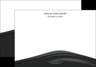 faire flyers web design gris fond gris metal MLGI73508