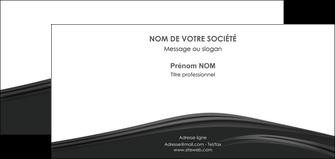 personnaliser modele de carte de correspondance web design gris fond gris metal MLGI73512