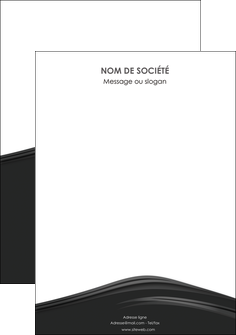 faire modele a imprimer flyers web design gris fond gris metal MLGI73520