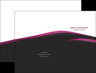 maquette en ligne a personnaliser pochette a rabat noir fond noir image de fond MLGI73538