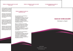 creer modele en ligne depliant 3 volets  6 pages  noir fond noir image de fond MLGI73552