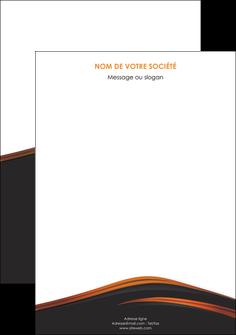 personnaliser maquette affiche web design gris fond gris orange MLGI73586
