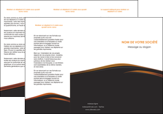 modele en ligne depliant 3 volets  6 pages  web design gris fond gris orange MIF73604