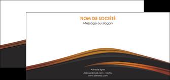 maquette en ligne a personnaliser flyers web design gris fond gris orange MLGI73614