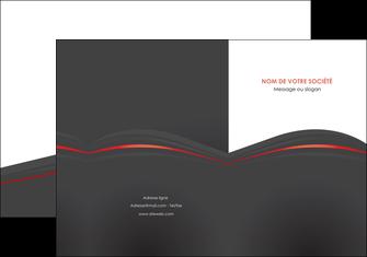faire modele a imprimer pochette a rabat web design gris fond gris gris metallise MLGI73962