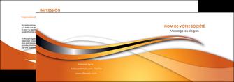 modele en ligne depliant 2 volets  4 pages  web design texture contexture structure MLGI74172