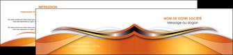 creer modele en ligne depliant 2 volets  4 pages  web design texture contexture structure MLGI74192