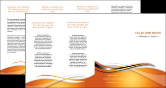 imprimerie depliant 4 volets  8 pages  web design texture contexture structure MLGI74202