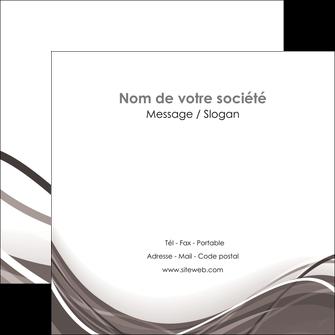 faire modele a imprimer flyers web design gris fond gris abstrait MLGI74584