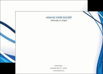 creer modele en ligne affiche web design bleu fond bleu couleurs froides MLGI74676