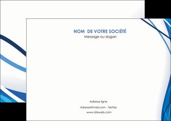 modele en ligne flyers web design bleu fond bleu couleurs froides MLGI74684