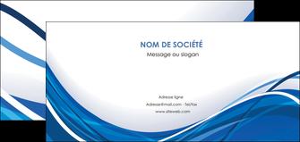 creation graphique en ligne flyers web design bleu fond bleu couleurs froides MLGI74692