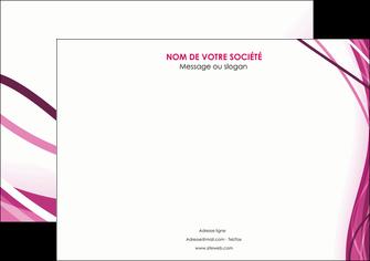 creation graphique en ligne affiche violet fond violet mauve MLGI74730