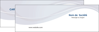faire modele a imprimer carte de visite web design bleu fond bleu courbes MLGI74824