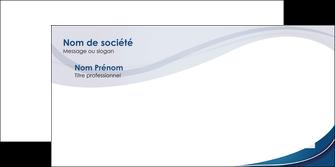 realiser enveloppe web design bleu fond bleu courbes MLGI74854
