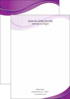 creation graphique en ligne flyers web design violet fond violet couleur MLGI75248