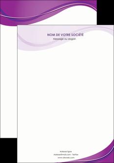 creer modele en ligne affiche web design violet fond violet couleur MLIG75252