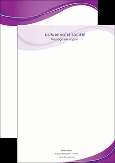 personnaliser modele de affiche web design violet fond violet couleur MLGI75254