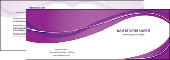 creation graphique en ligne depliant 2 volets  4 pages  web design violet fond violet couleur MLGI75264