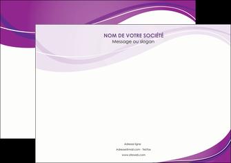 exemple affiche web design violet fond violet couleur MLIG75268