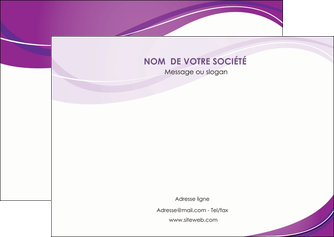 impression flyers web design violet fond violet couleur MLGI75274