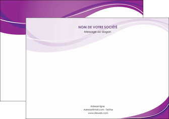 exemple flyers web design violet fond violet couleur MLGI75280