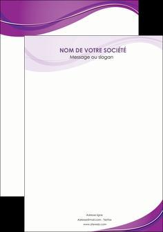 personnaliser maquette flyers web design violet fond violet couleur MLIG75292