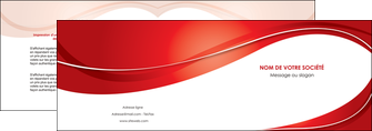 personnaliser maquette depliant 2 volets  4 pages  web design texture contexture structure MIF75314