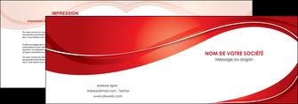 personnaliser maquette depliant 2 volets  4 pages  web design texture contexture structure MIF75316