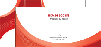 modele flyers web design rouge couleur colore MIF75688