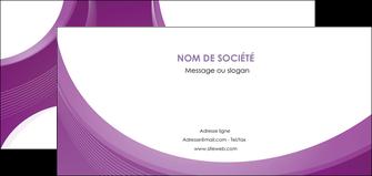 exemple flyers web design violet fond violet courbes MLIG75740