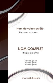 Cree Carte De Visite Web Design Gris Fond Neutre MLGI76754