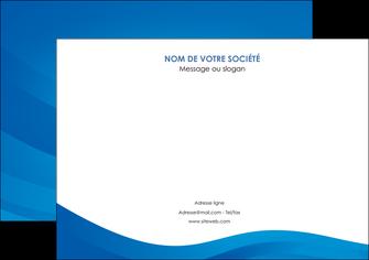 creation graphique en ligne affiche web design bleu fond bleu bleu pastel MIF77042