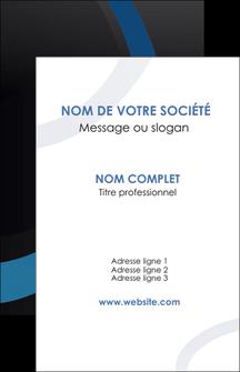 Commander carte de voeux impression Web Design papier publicitaire et imprimerie Carte de visite - Portrait