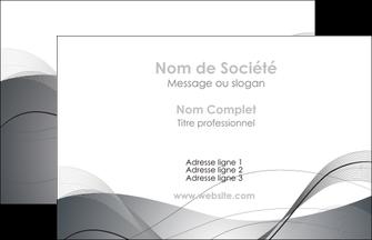 personnaliser maquette carte de visite web design gris fond gris texture MIF79430
