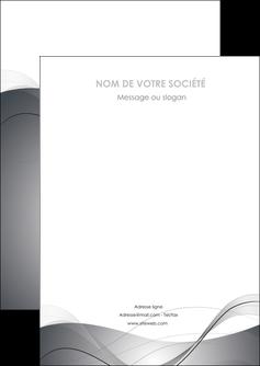 imprimer flyers web design gris fond gris texture MIF79434
