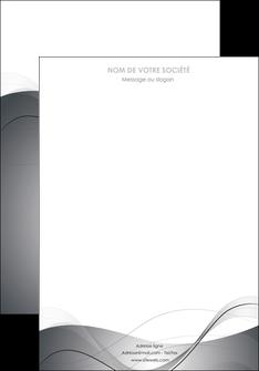 modele affiche web design gris fond gris texture MIF79436