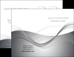 creer modele en ligne carte de visite web design gris fond gris texture MIF79440
